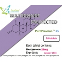 PureProviron MESTEROLONE 25mg / 50 tabs SPECIALS