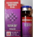LYKA Testen-250Test Enanthate 250mg/1ml 10 ml vial