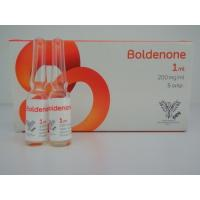 PPI Boldenone undecylenate 200mg/1ml x 5 amps