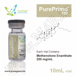 PG PRIMOBOLAN 100mg 10ml x 5 vials SET US