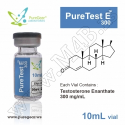 PG Testosterone enanthate 250mg/1ml 10 ml vial