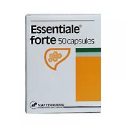 ESSENTIALE FORTE 300mg / 50 tabs