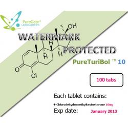 PureTuribol 10mg, TURINABOL 10mg / 100 tabs specials