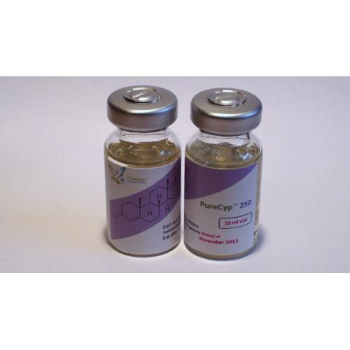 PG Testosterone cypionate 250mg - 10 ml vial DM